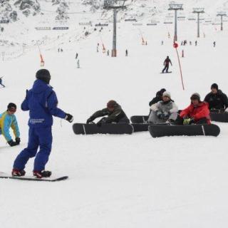 Actividades Grandvalira Colectivas 5 Dias Snowboard