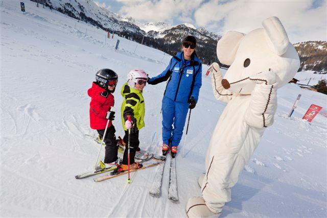 Actividades Grandvalira Jardin 5 Dias - Esquí - Mediodía - De 3 A 6 Años