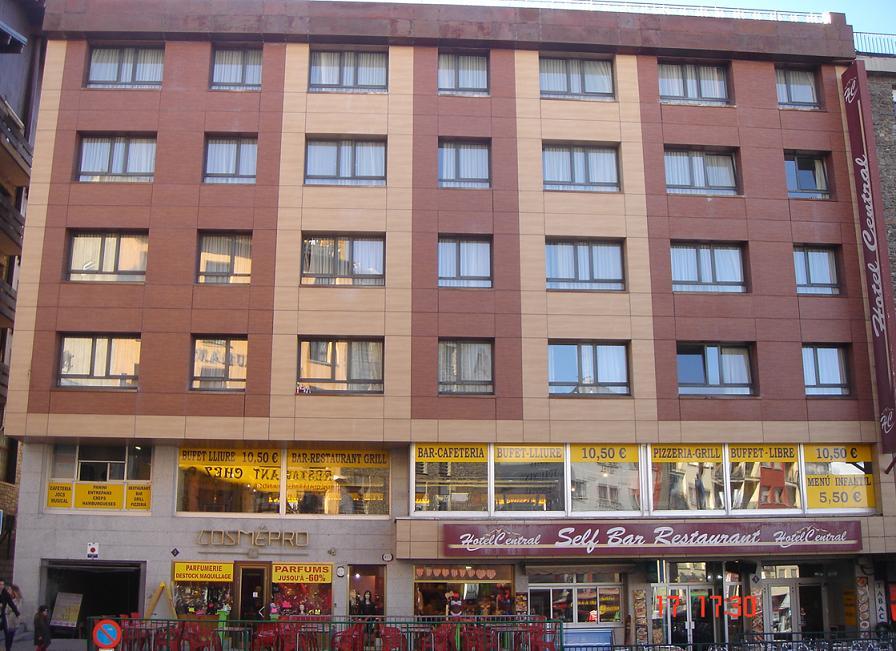 Hotel Central Gv