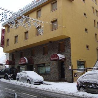 Hotel Guineu Gv