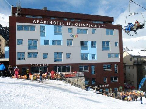Aparthotel Olimpiades Apth Gv