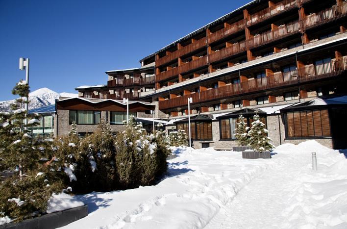 Hotel Piolets Park & Spa Gv